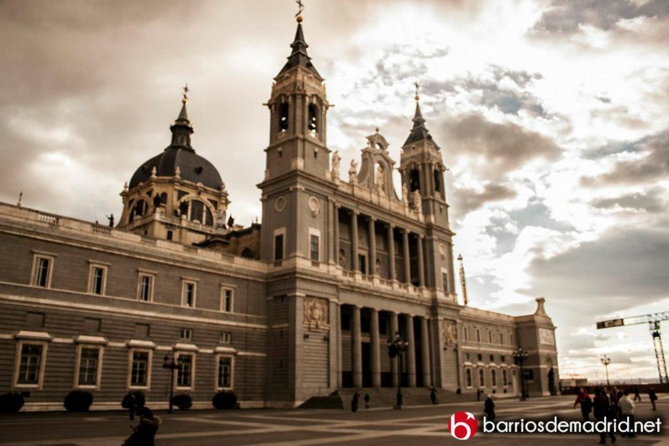 catedral de la almudena fotos