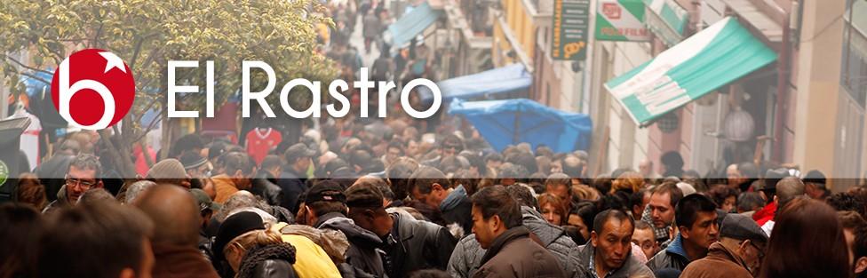 El Rastro | Domingo en Lavapiés
