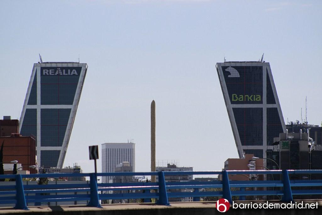 Skyline Madrid (1)
