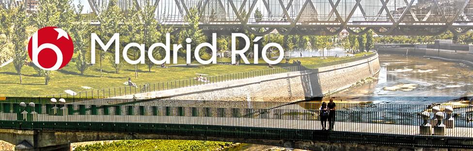 Madrid Río | Naturaleza de bicis y lago