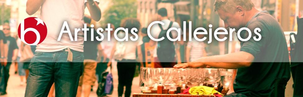 Artistas callejeros | Sorprendiendo al turista