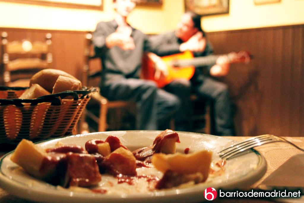 bravas flamenco