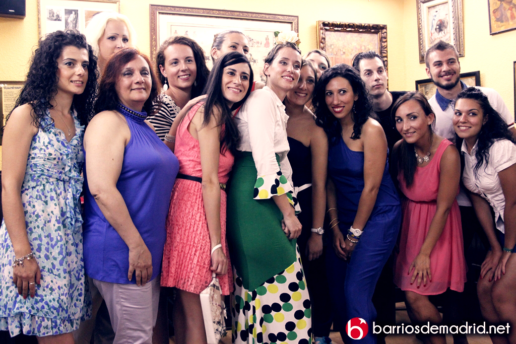foto grupo flamenco
