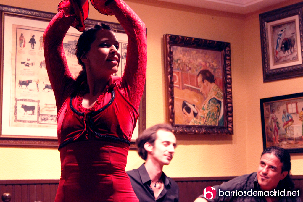 tablao flamenco madrid