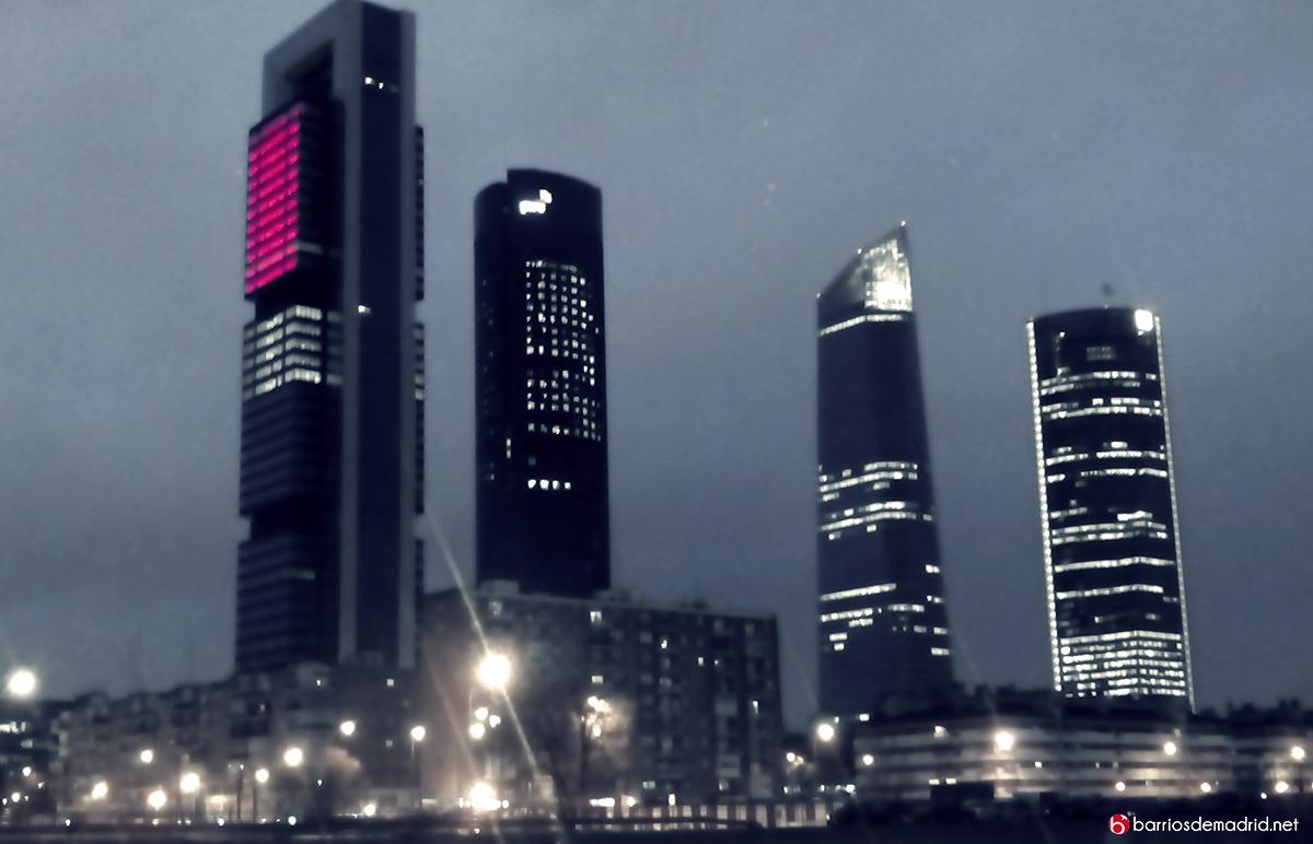 4 torres chamartin