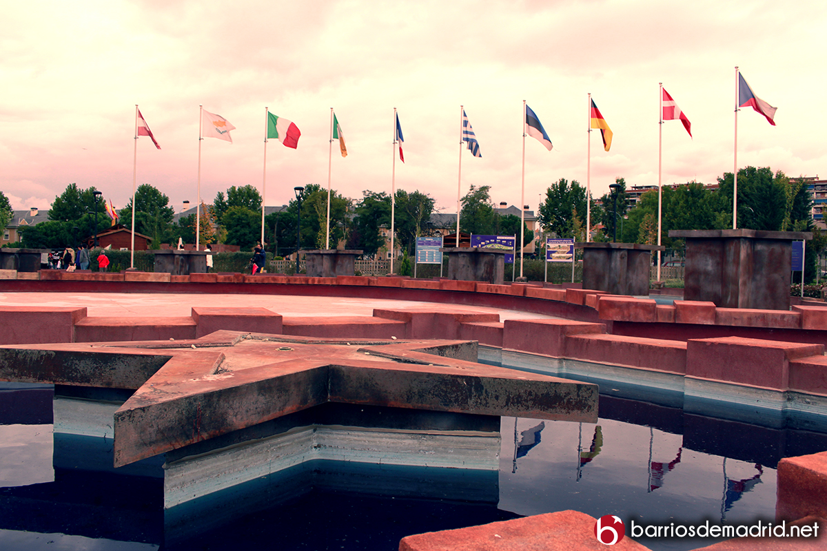 Plaza de europa
