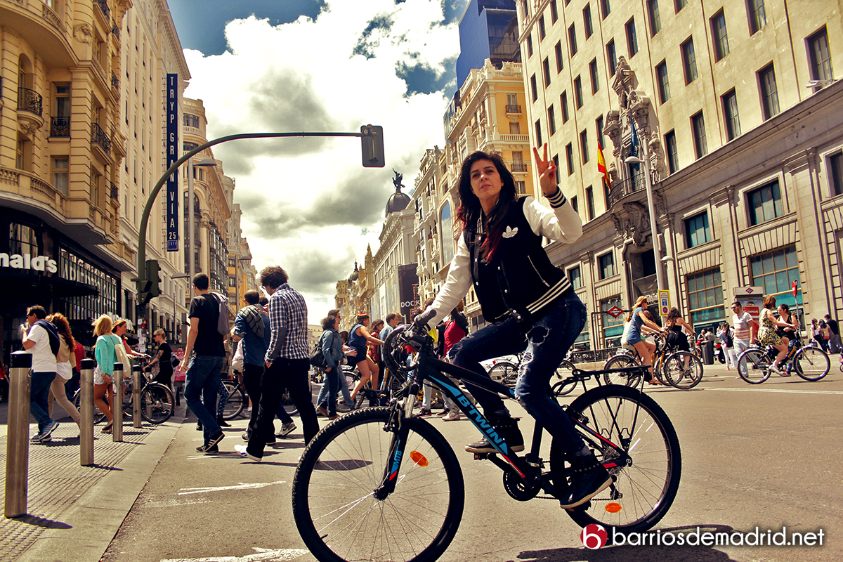 bici madrid prestamo
