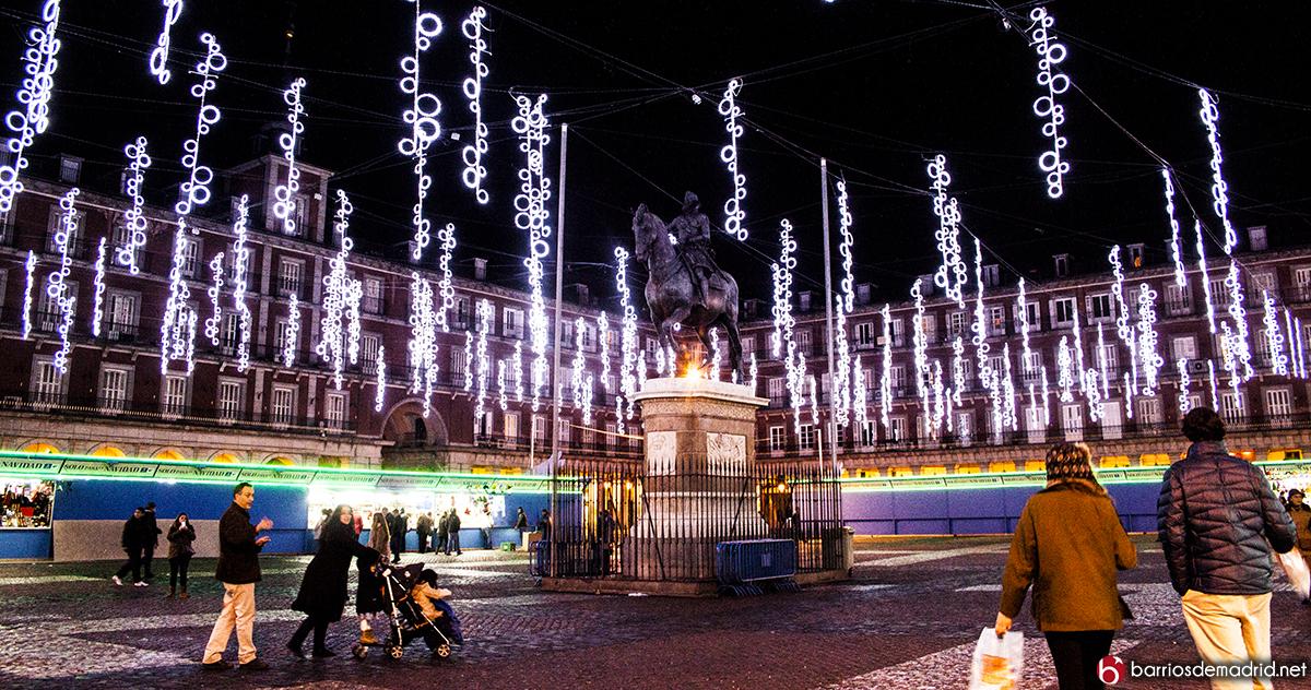 plaza mayor navidad 2013