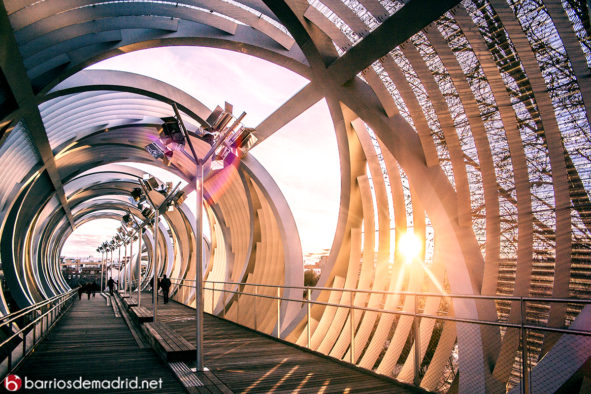 puente perrault madrid río