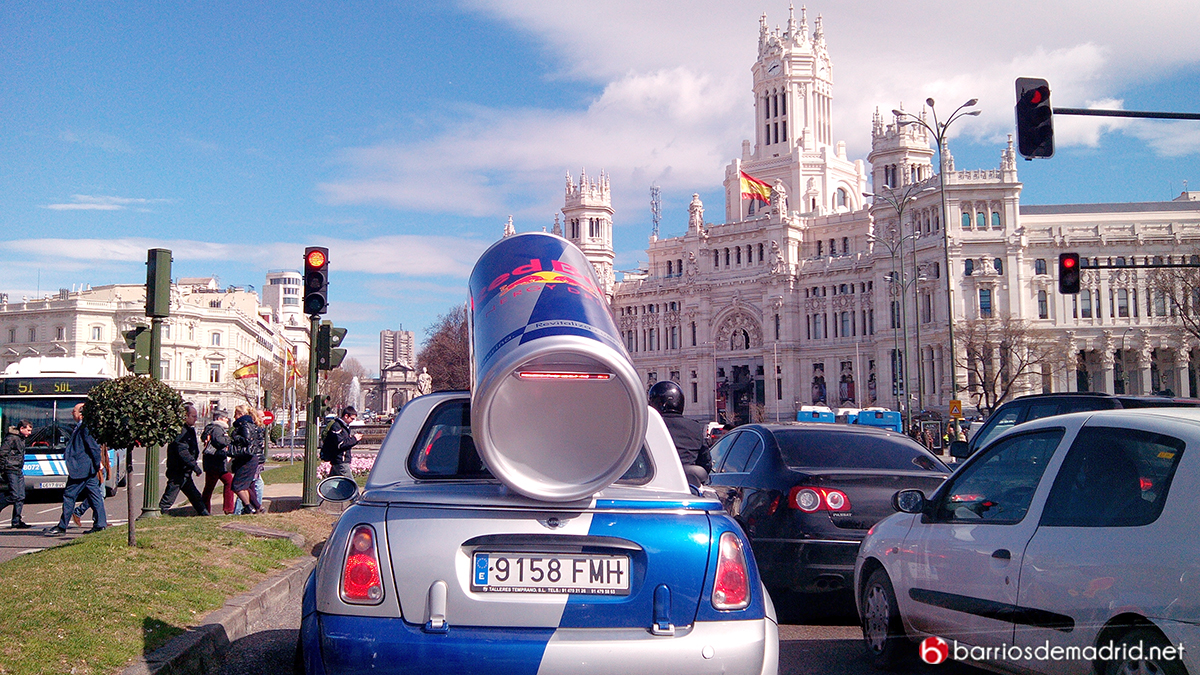 red bull madrid