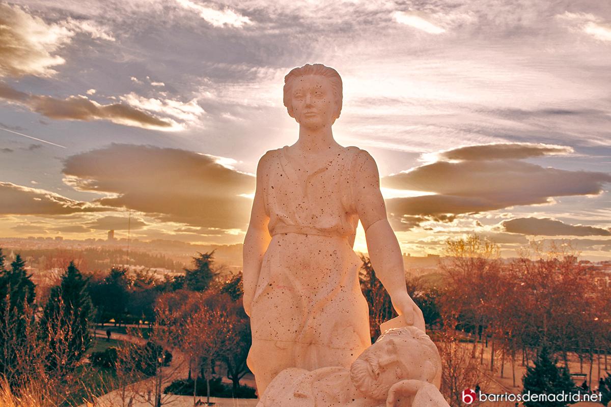 san francisco el grande escultura