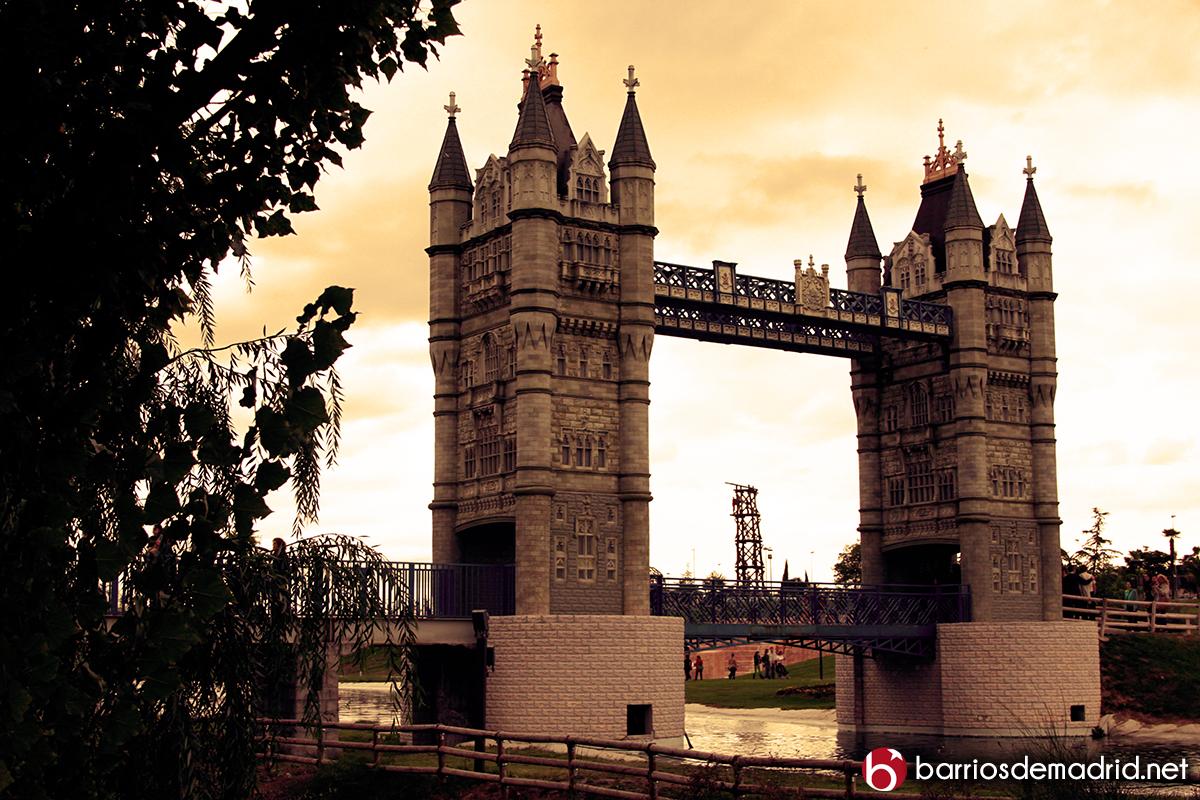 torre del puente londres madrid