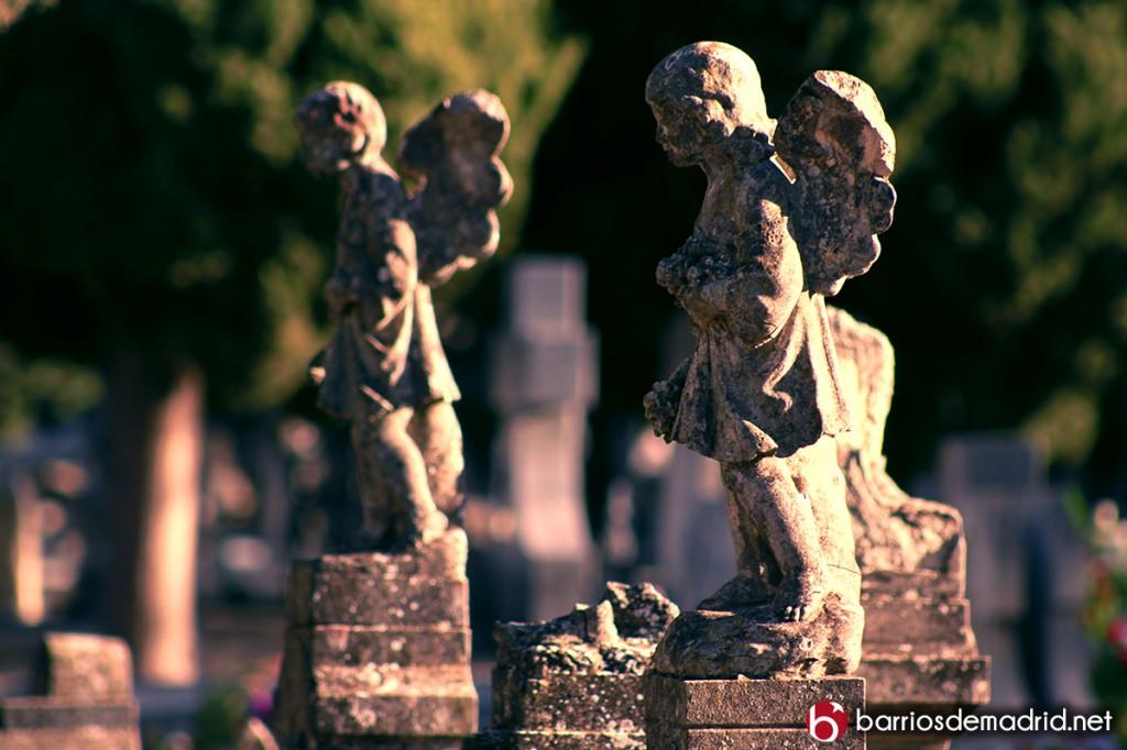 angeles cementerio