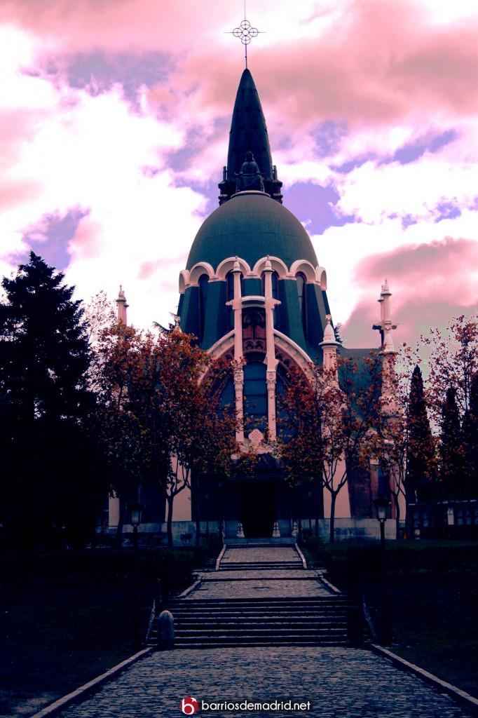capilla almudena madrid