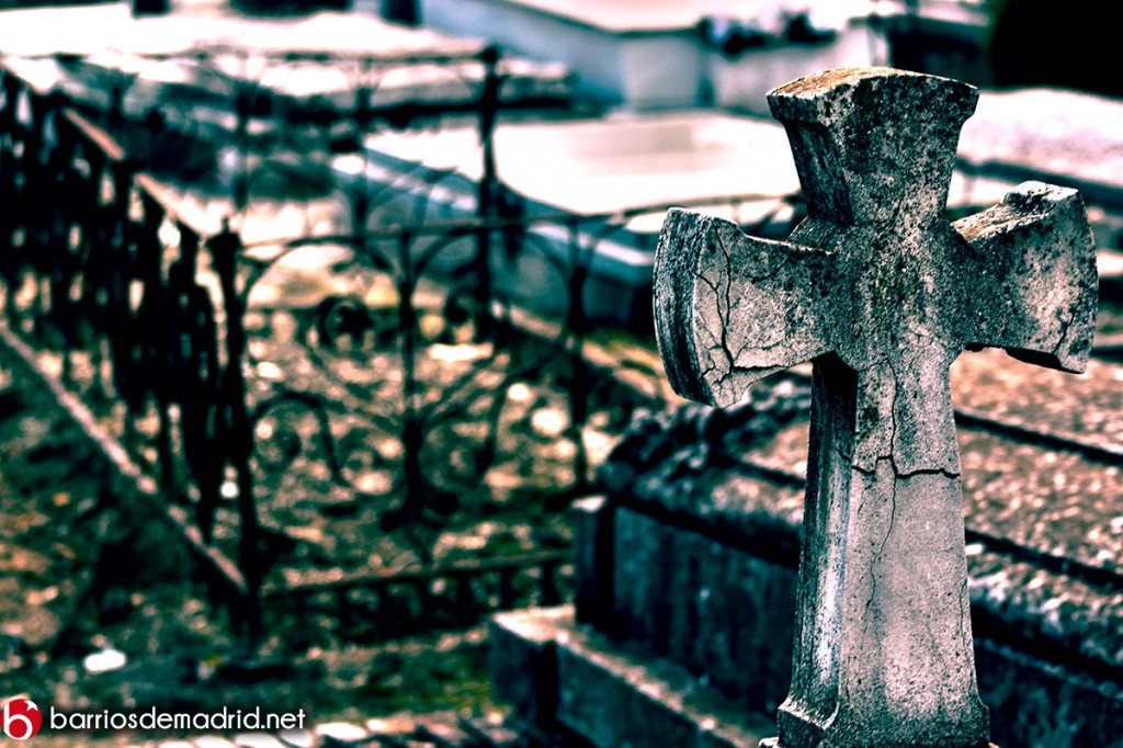cementerio antiguo madrid