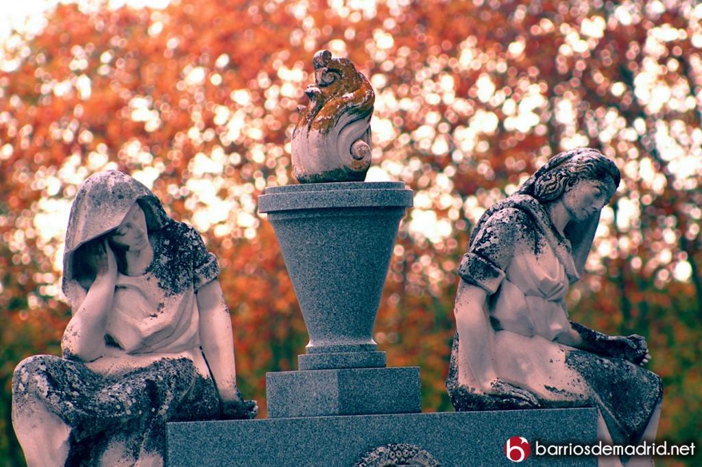 esculturas cementerio madrid
