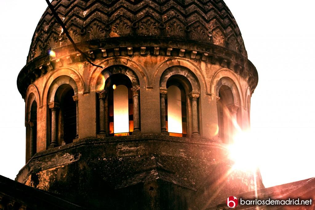 panteon cementerio almudena
