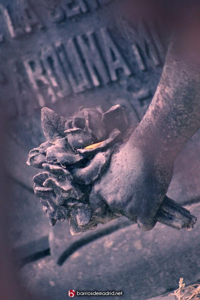 tumba rosas madrid