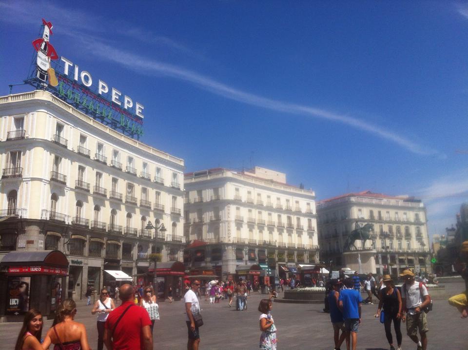 Puerta del sol @sergi_fdez