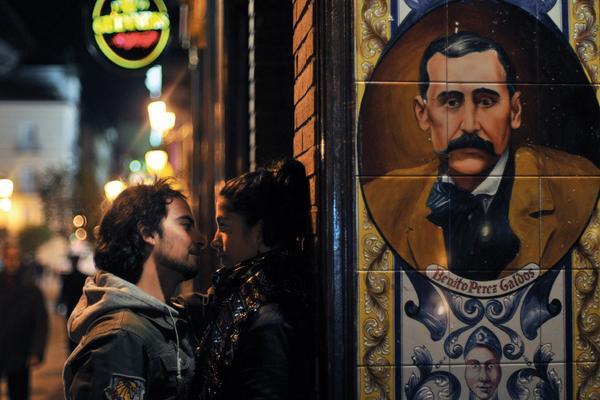 Un Tenorio y una Doña Inés en el Barrio de las Letras  Foto de Taberna del Chato
