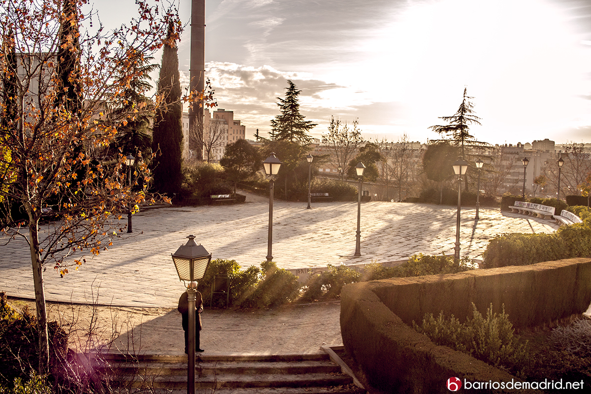 Parque Enrique Tierno Galvan Planetario De Madrid E Imax Barrios