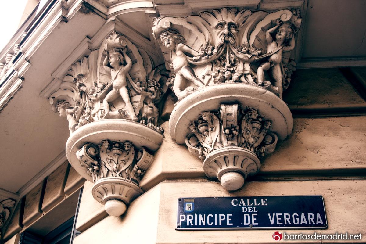 barrio salamanca decoracion principe de vergara