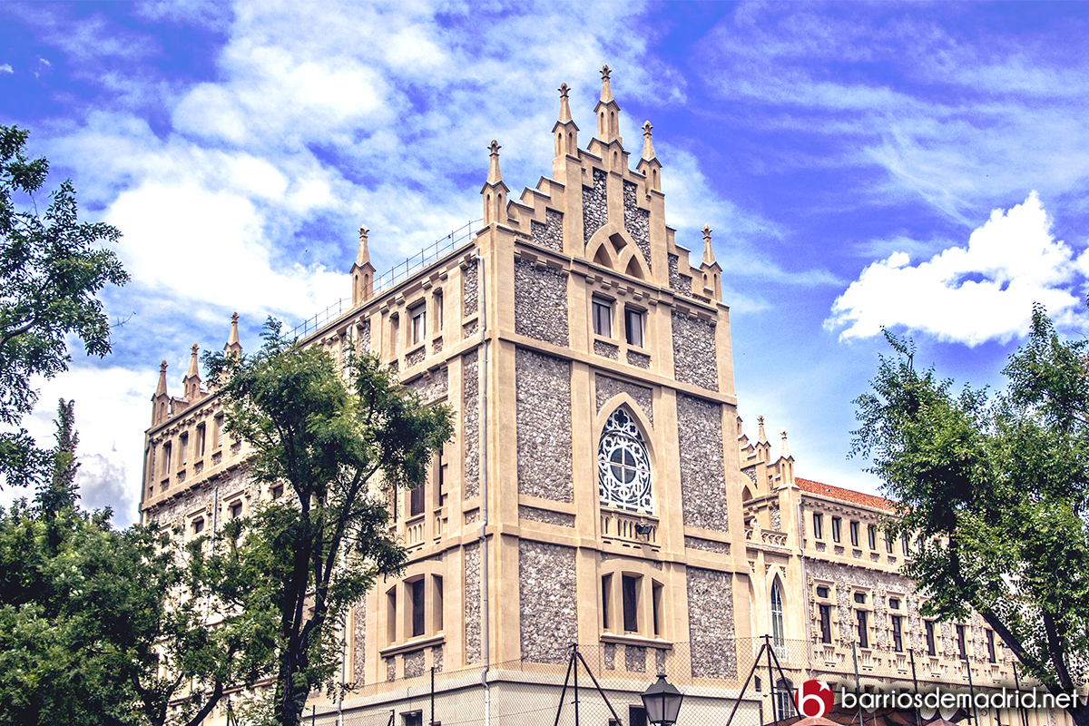 Junio en madrid barrios de madrid - Barrio salamanca madrid ...