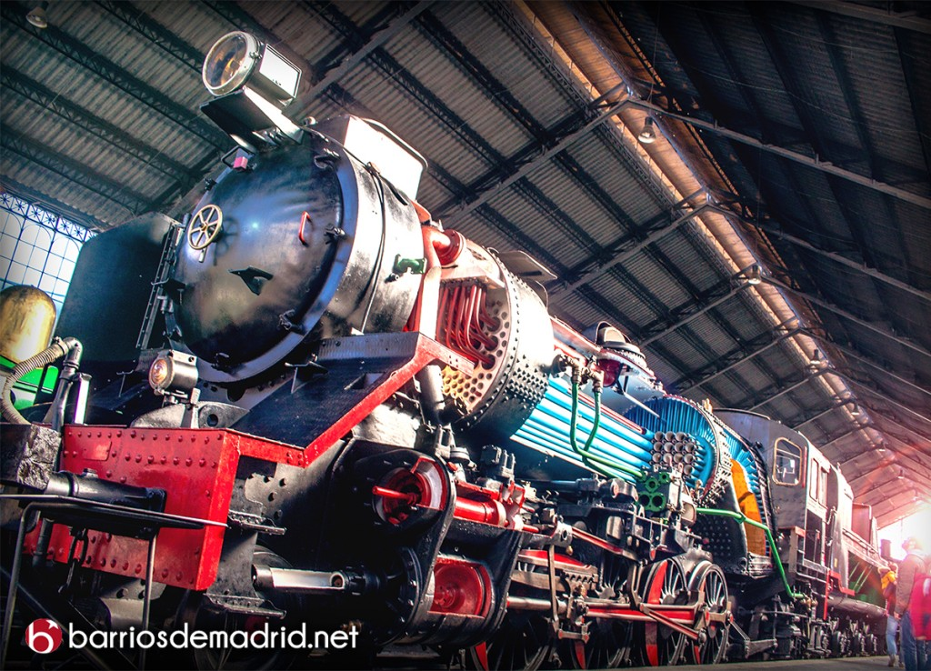 museo del ferrocarril delicias