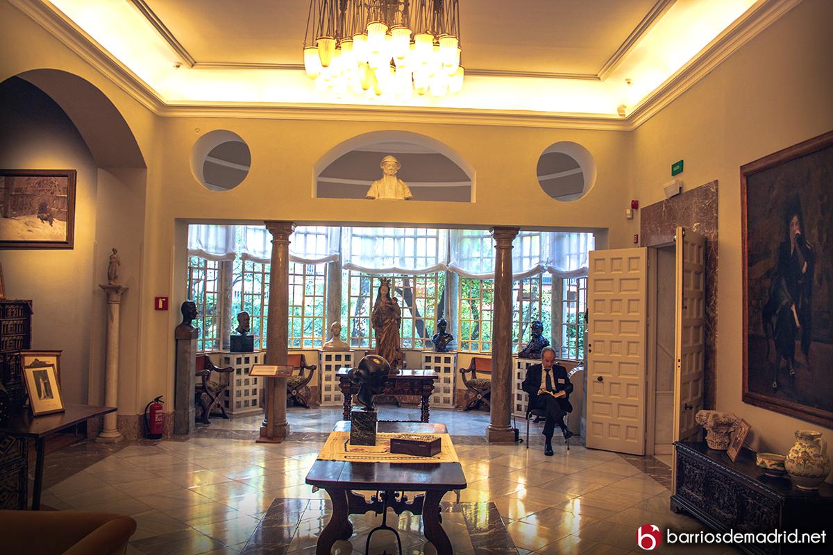 Museo sorolla la joya de chamber barrios de madrid - Casa de cr7 en madrid ...