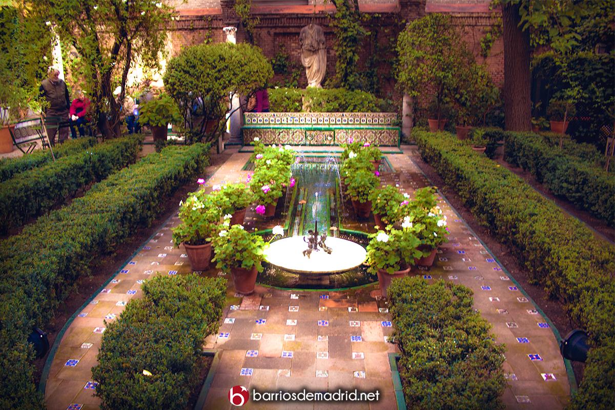 Museo sorolla la joya de chamber barrios de madrid for Jardines 15 madrid