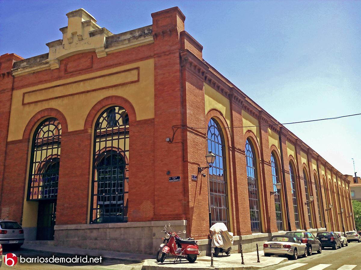 Google campus madrid para emprendedores barrios de madrid - Fabrica de puertas en madrid ...