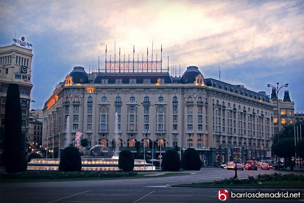 hotel lujo romantico madrid palace westin san valentin