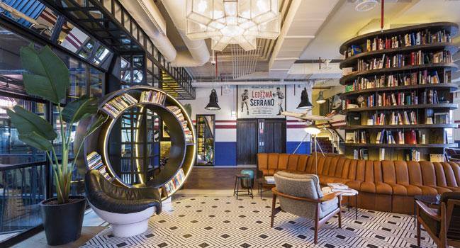 Hamburguesas de nueva york en atocha barrios de madrid for Hotel only you madrid