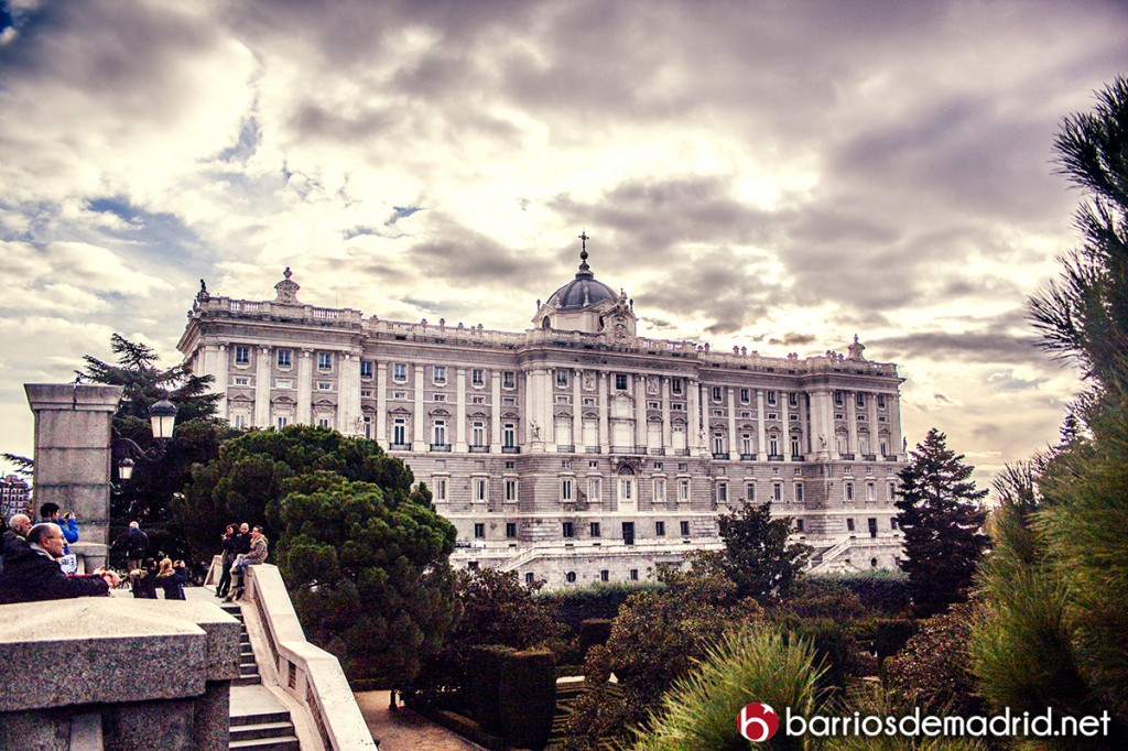 palacio real madrid gratis