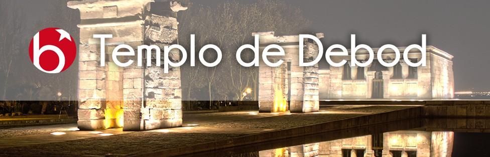 Plaza de España | Templo de Debod