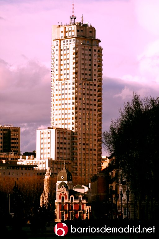 torre madrid