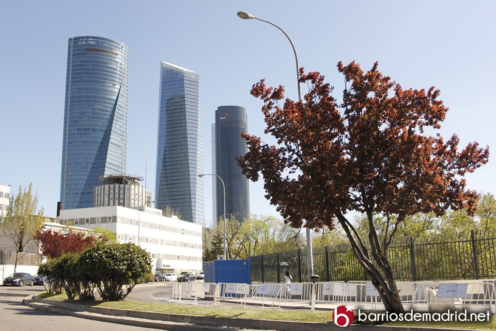 Skyline Madrid (4)