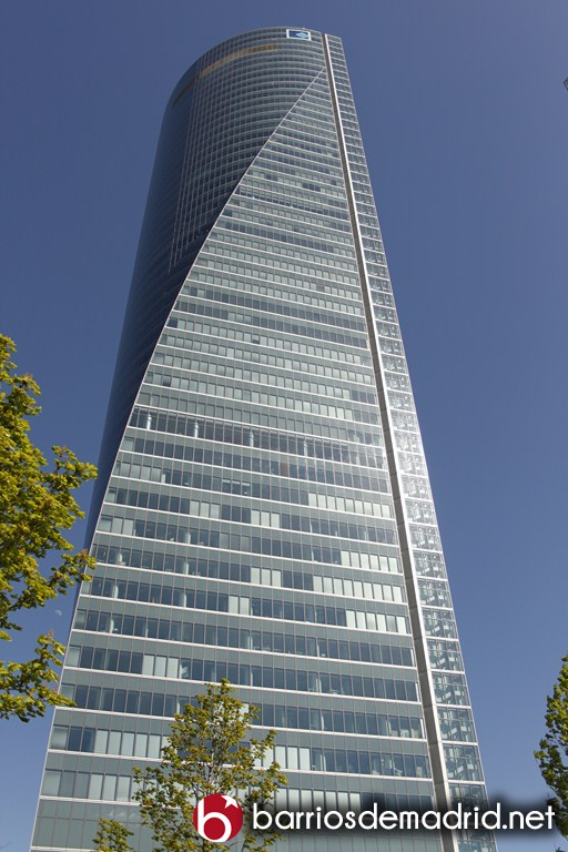 rascacielos madrid