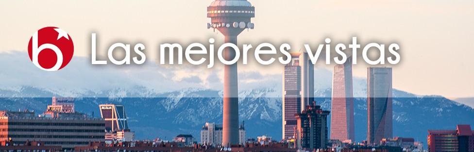 Parque de las 7 tetas | Madrid desde las alturas