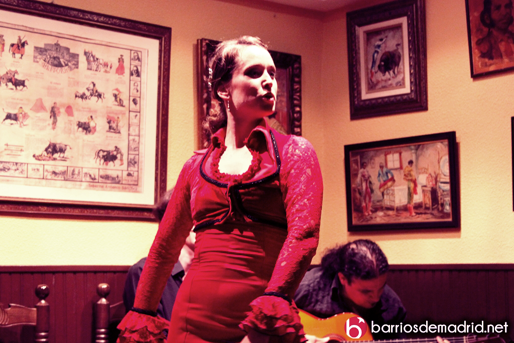 tablao flamenco sevillana
