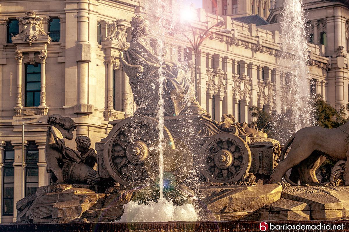 cibeles escultura madrid