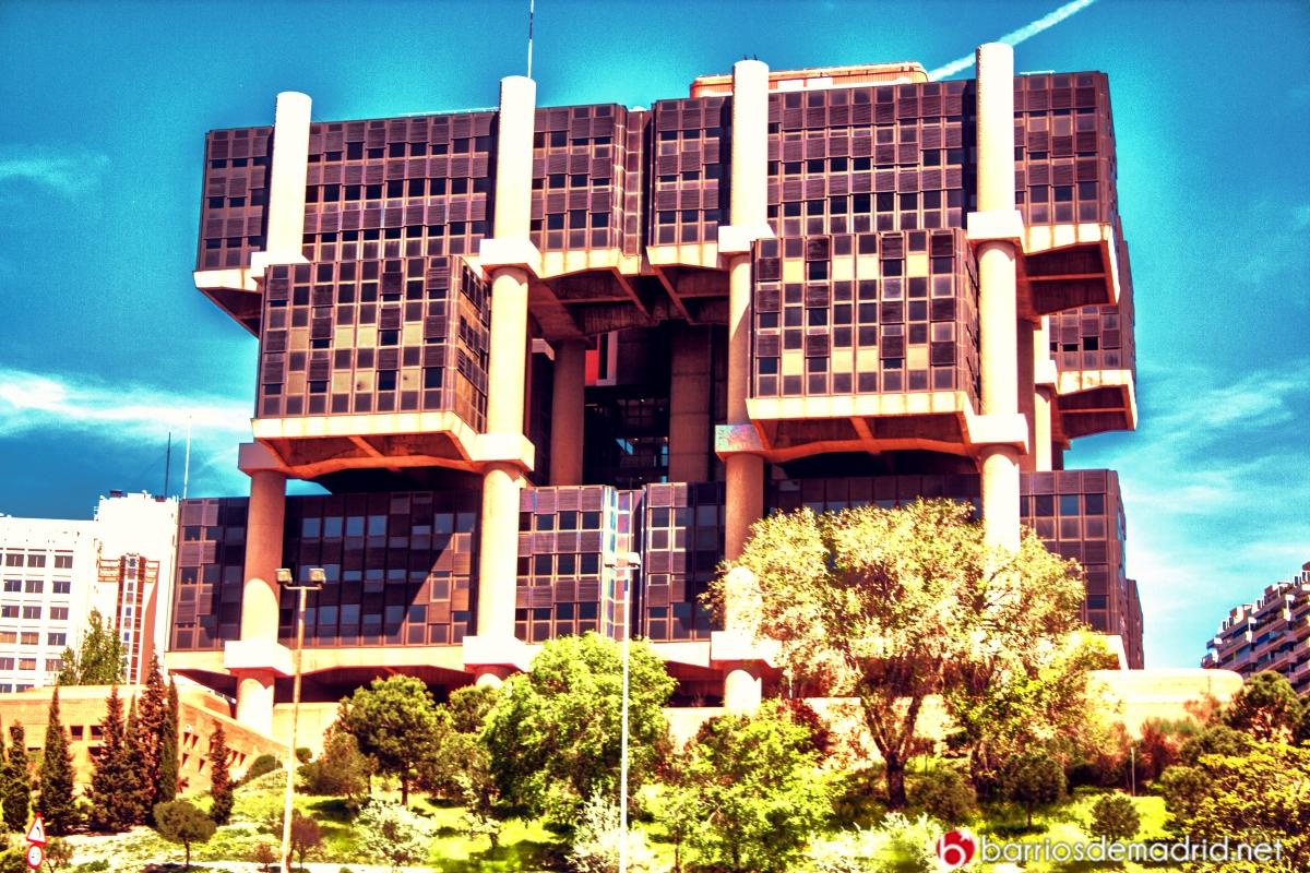 edificio los cubos m-30