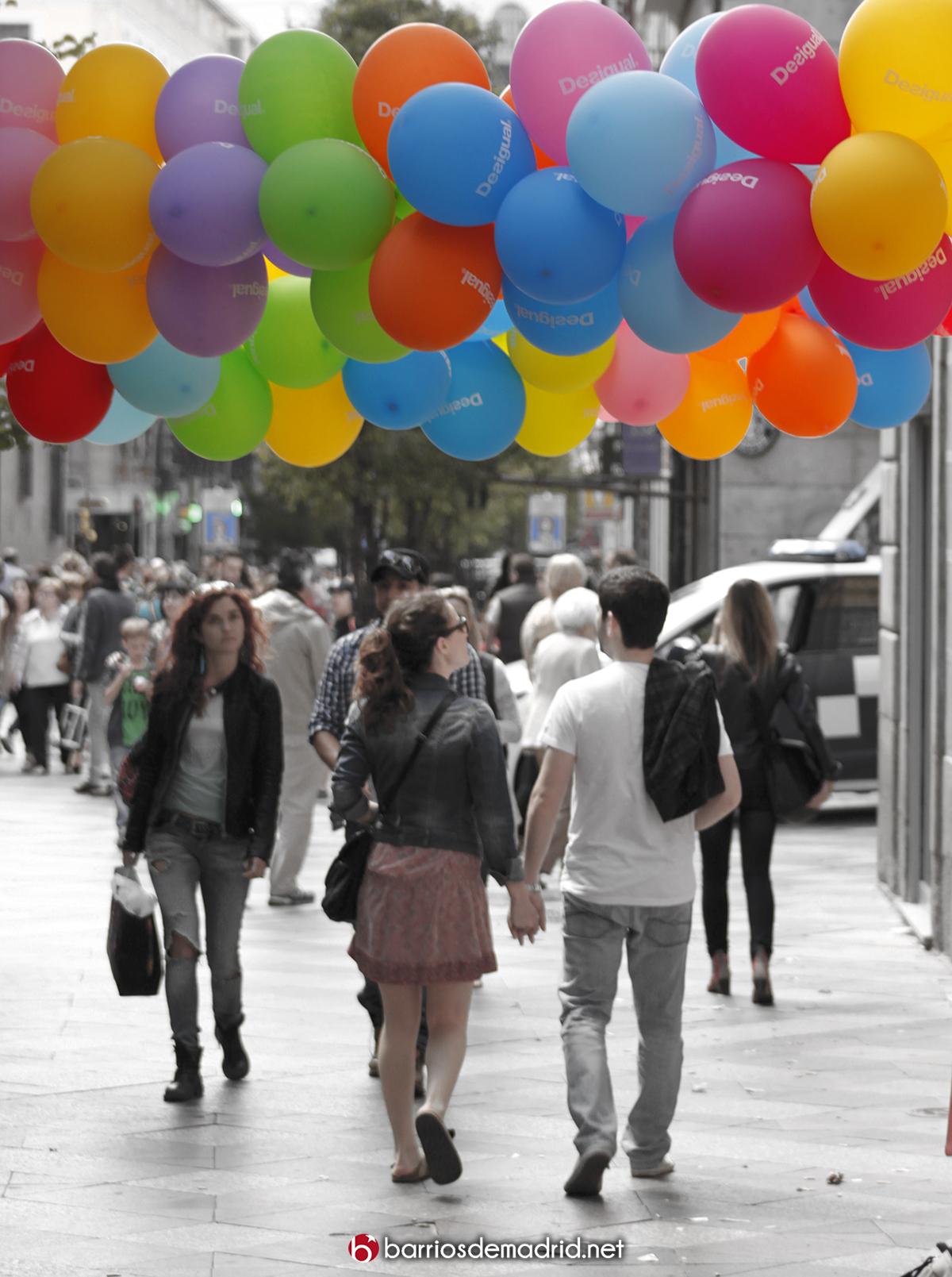 globos madrid centro arenal