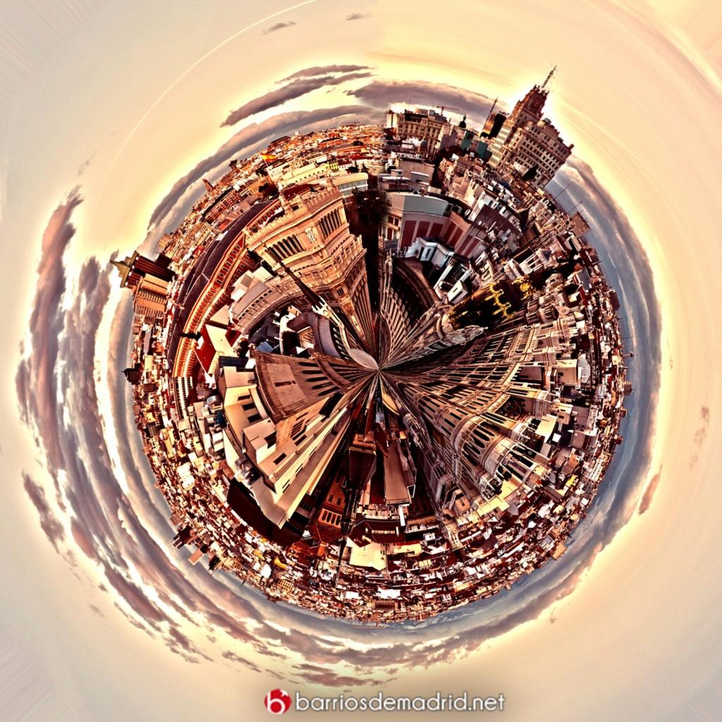 madrid mundo panoramica