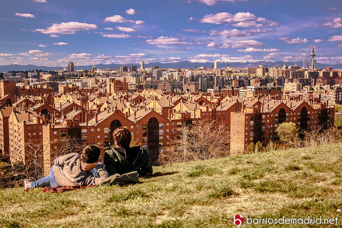 mejores vistas madrid