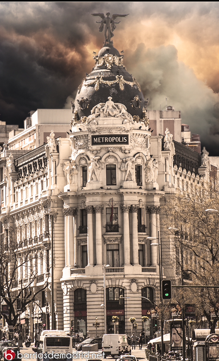 metropolis madrid tourism