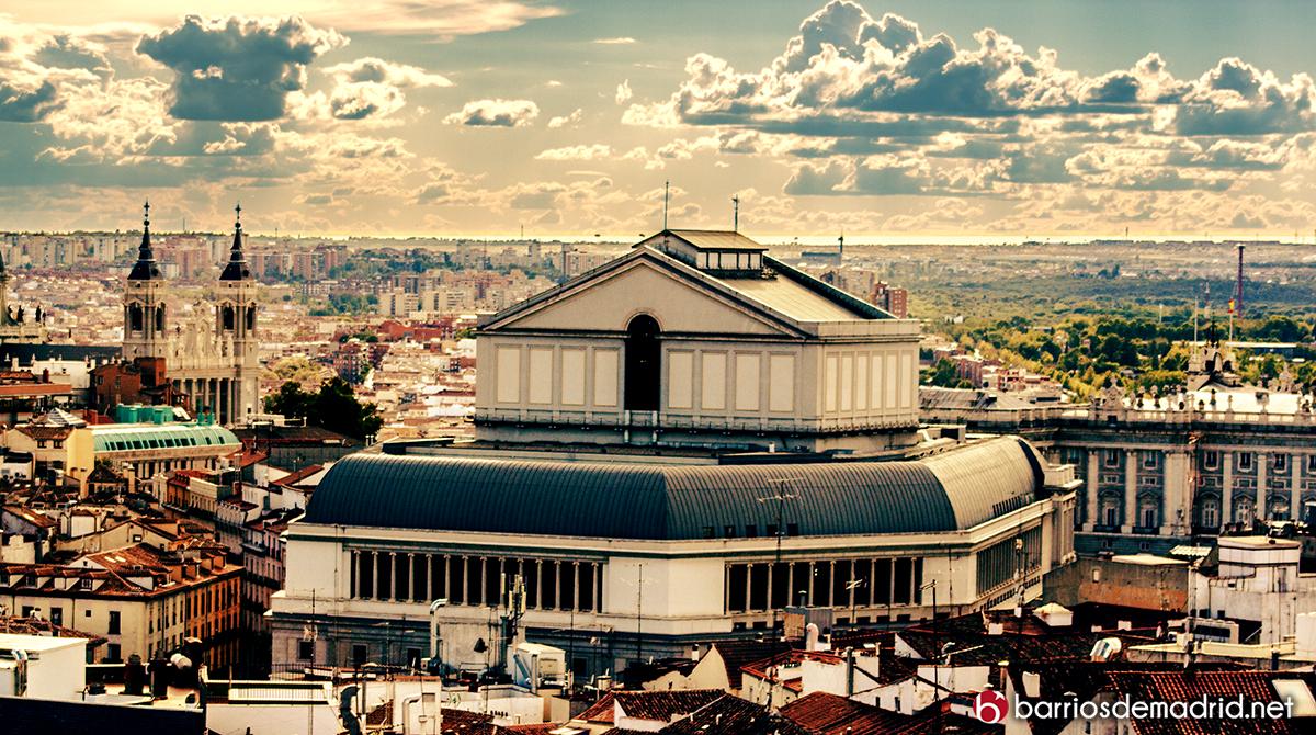 opera madrid arenal