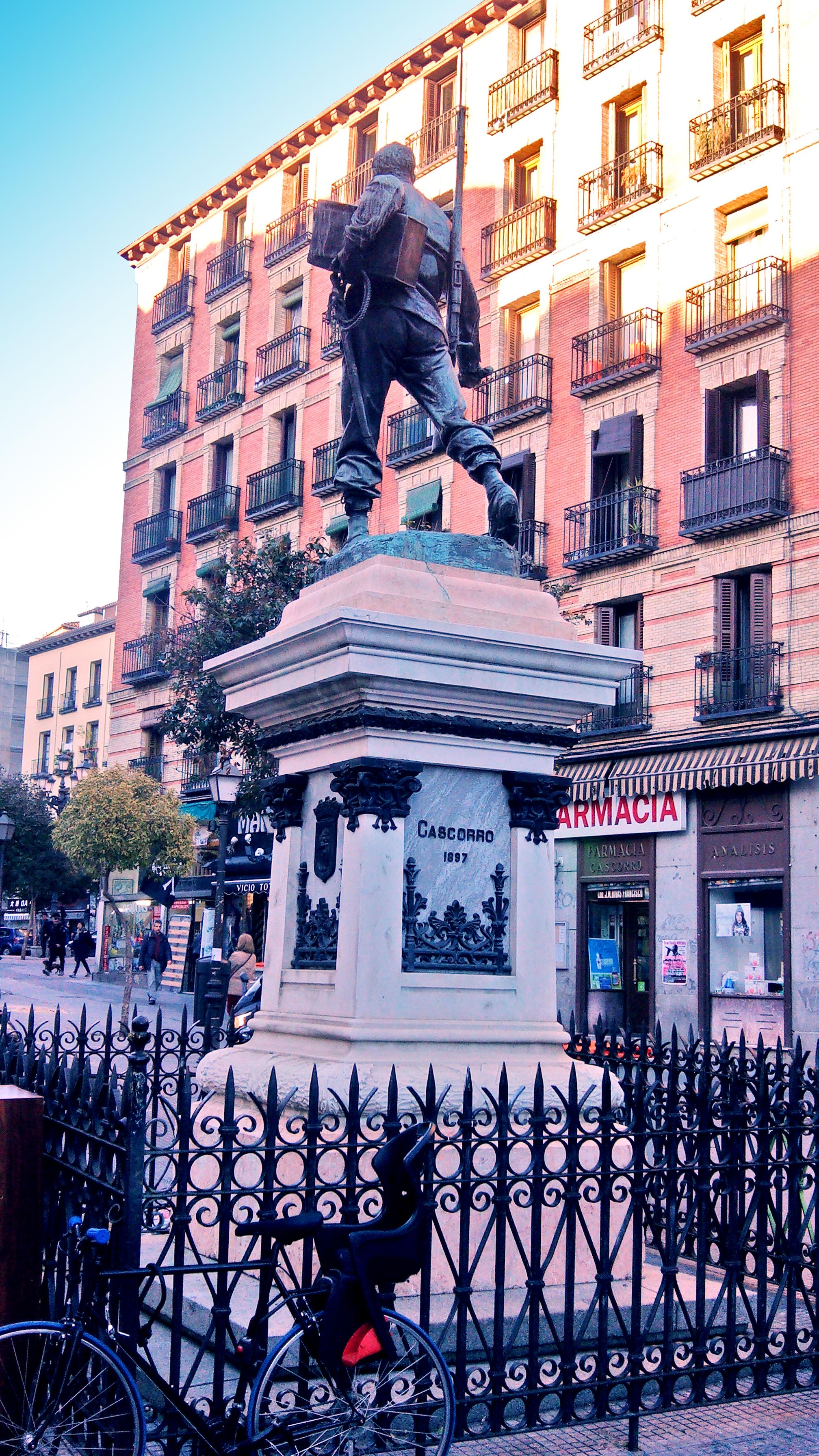 plaza del cascorro