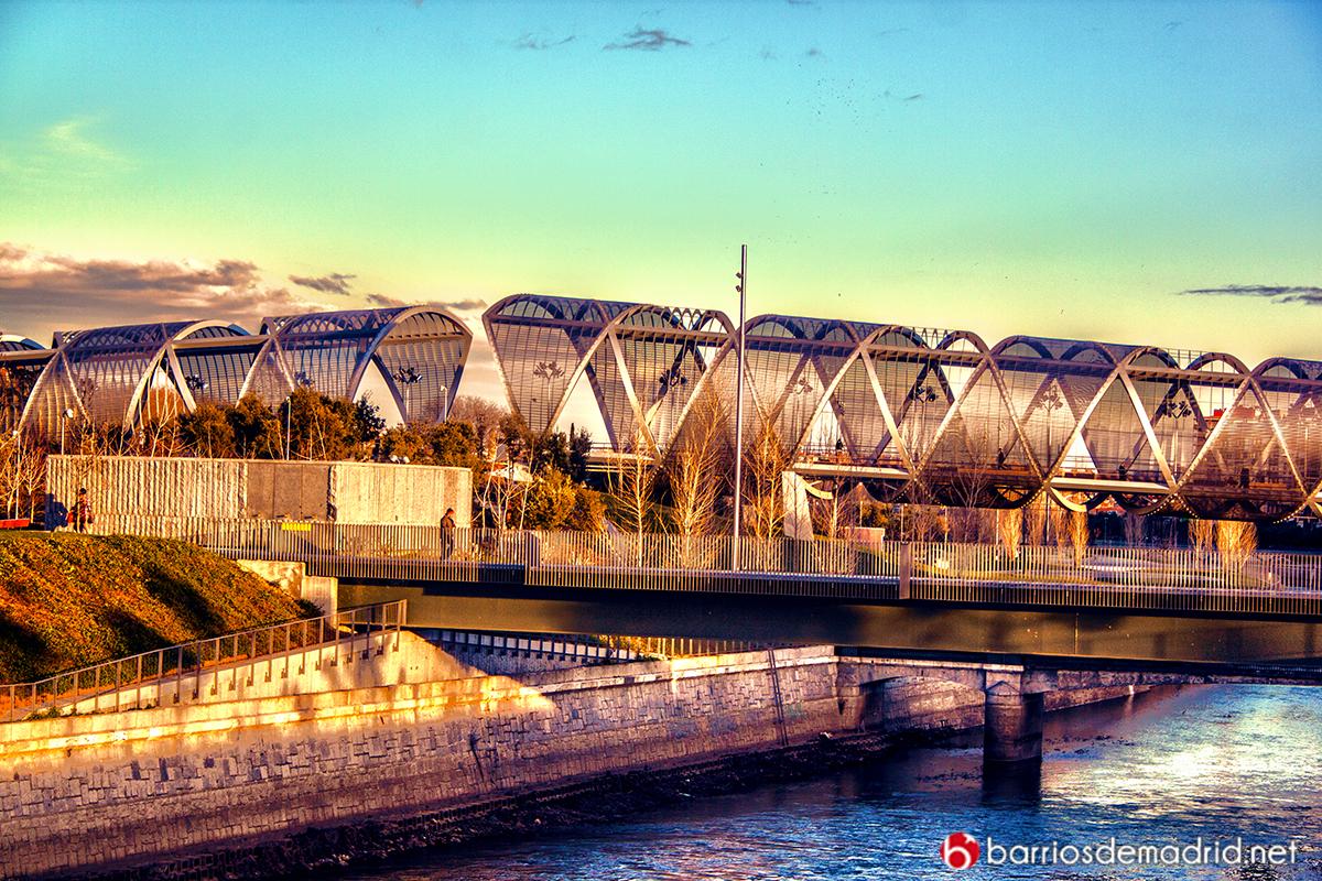 puente perrault madrid rio
