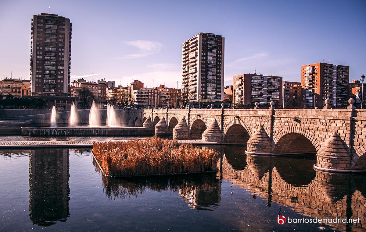 puente segovia madrid